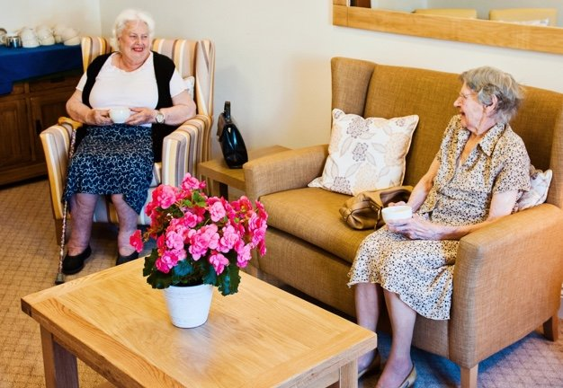 options for living at Baytree Court
