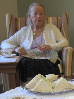 baytree court care centre resident