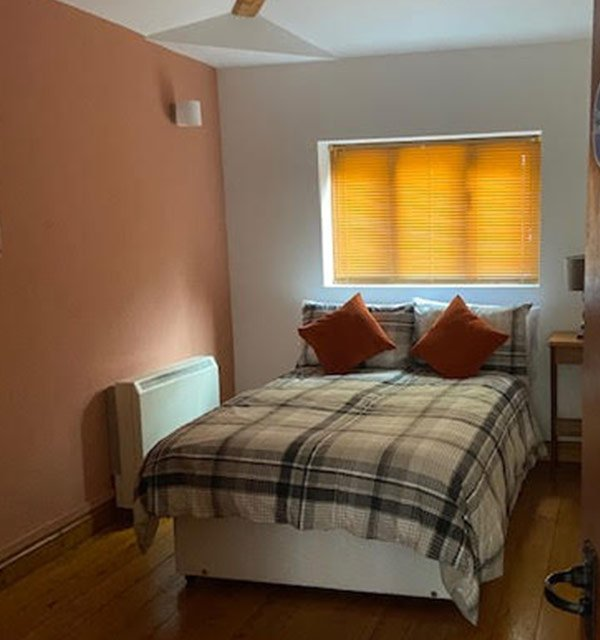 Annex at Bay Tree Court Care Centre bedroom
