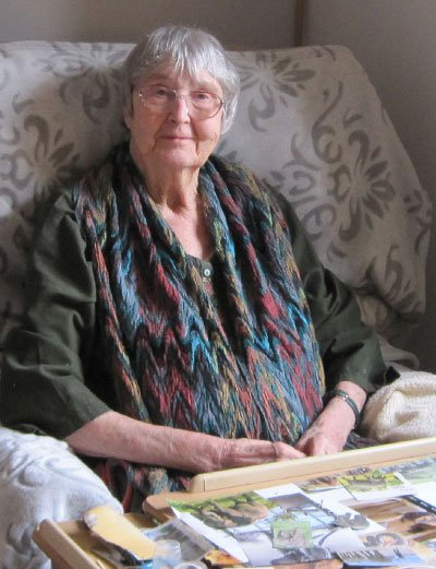 resident at Bay Tree Court Care Home