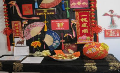 chinese new year at Bay Tree Court Care Home
